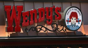 Wendy's -  N. Gloster St.