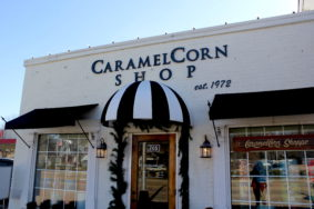 CaramelCorn Shop and Balloons