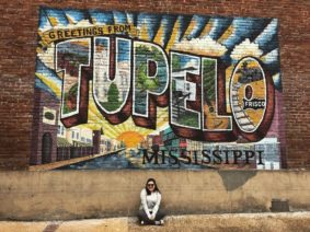 Greetings From Tupelo Mural