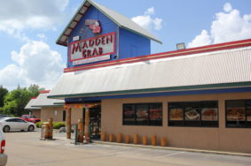 The Madden Crab - Boil Seafood House