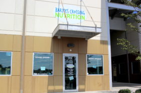 Barnes Crossing Nutrition